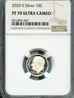 2013 S PROOF SILVER ROOSEVELT DIME LIMITED EDITION NGC PF70 ULTRA CAMEO 10c