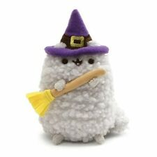 Gund NEW Pusheen STORMY WITCH 5-Inch Plush Cat Halloween