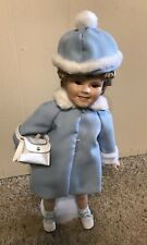 "Shirley Temple ""Sunday Best"" from Toddler Doll Collection by Danbury Mint"