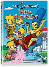 Die Simpsons - Völlig Abgedreht von Matt Groening | DVD | Zustand gut