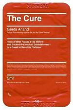 The Cure * Geeta Anand Medical True Story HC DJ First Edition 2006