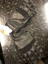 New!! Men's Black Deer Leather Work Gloves!