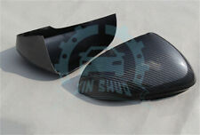 For Jaguar XE XK XF XJ XKR Add On Carbon Fiber Mirror Cover 2012 2013 2014+ ab52