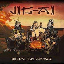 JIGA-AI - Rising Sun Carnage  Digi-CD
