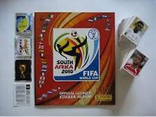 PANINI COLECCION COMPLETA SUDAFRICA SOUTH AFRICA 2010. ALBUM Y SET CROMOS NUEVOS