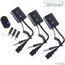 30m Wireless Radio Flash Trigger PT-04 fr Studio Flash Light/Strobe/Monolight-3R
