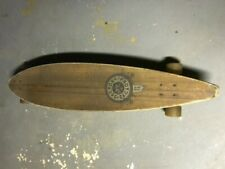 Vintage Sector 9 45 Inch Longboard With Gullwing Trucks