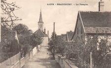 BEAUCOURT - le Temple