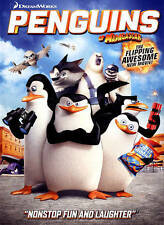 PENGUINS OF MADAGASCAR THE MOVIE (DVD, 2015) NEW