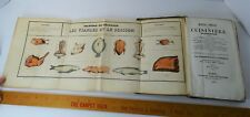 RARE - French Cookbook - Manuel Complet Cuisiniere by Catherine 1851 LG Graphics