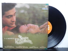 Ek Jaan Hai Hum Music Annu Malik LP Record Hindi Soundtrack Bollywood Indian EX