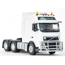 DRAKE COLLECTIBLES 1/50 Australian Volvo Globetrotter white truck Z01432