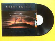 China Crisis - What Price Paradise, Virgin V2410 Ex+ Condition Vinyl LP