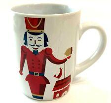 2012 Starbucks Nutcracker Toy Soldier Mug 12 oz