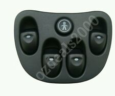 Holden Commodore VT VX Power Window Master Switch  1yr warranty! 14day money bck