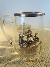 Nautical Decor, Ship'S Glass, Serving Pitcher
