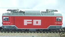 BEMO Spur H0m (12 mm) E-Lok Serie Ge 4/4 81 der Furka-Oberalp (BO571) o.