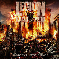 LEGION OF THE DAMNED - Descent Into Chaos - CD - 200695