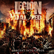Legion of the Damned-Descent into caos-CD - 200695