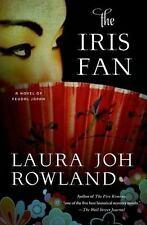 The Iris Fan: A Novel of Feudal Japan (Sano Ichiro Novels)-ExLibrary