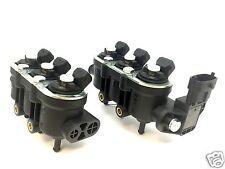 Landirenzo 6 Zyl.Rail Injektor Leiste komplett mit Sensor MED 25-80 weiss LPG