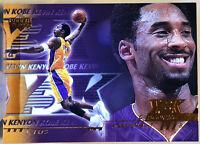 ~ 2000 Upper Deck BRONZE ~ Kobe Bryant LA LAKERS Y3K LEADERSHIP Basketball Card