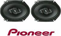 """Pioneer TS-A6880F 350 Watt 6"""" x 8"""" 4-Way Coaxial Car Audio Speaker 6x8"""" 5"""" x 7"""""""