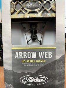 Mathews Genuine Arrow Web Sitka Elevated II HD-Series 6 Arrow Quiver