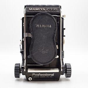 Mamiya - C330 - TLR - 1:2.8 f/80mm Lens - Film Camera