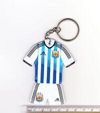 kiTki Argentina world cup nation football soccer sponge keychain key chain ring
