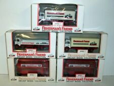 EFE 1/76 Scale - EFT1 Fishermans Friend Bus and Truck set X5