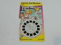 Dennis the Menace View-Master 3 Reel Packet Set 4210 1065