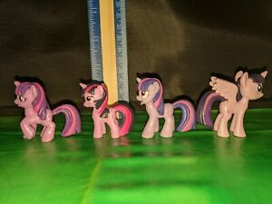 My Little Pony Twilight Sparkle Mini Figures Blind Bag Lot Of 4