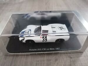 PORSCHE 910 LE MANS 1967