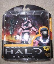 "Halo Reach Series 3 ""Pink Air Assault Spartan (female)"" Action Figure, new MINT"