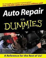 Auto Repair for Dummies® by Deanna Sclar (1999, Paperback)
