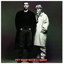 PET SHOP BOYS - SO HARD - 5 TRACK MUSIC CD - LIKE NEW - E799