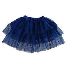 Nuevo Bonito Bebé Niña Tul Falda en 12 Colores de 9 Meses a 7 Años