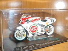 SUZUKI RGV500 RGV 500 KEVIN SCHWANTZ 1993 1/24 #34 MINT