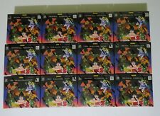 Dragon Ball Z 12x Movie Collection Booster Box Sealed DBZ TCG Panini - 288 Packs