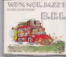 BFI-Why Not Jazz cd maxi single