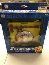 JIMI HENDRIX EXPERIENCE MCFARLANE TOYS 3D ALBUM COVER ARE YOU EXPERIENCED