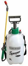 More details for 5 litre garden sprayer weed killer 5l chemical knapsack pressure spray bottle