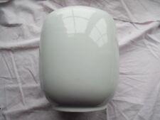 GEROLD Porzellan Bavaria - German OpArt White Glazed Vase