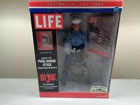 """Estate GI JOE 12"""" Historical Edition Pearl Harbor Attack Collection Navy Soldier"""