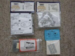 Railway Plastic Kits 4 No