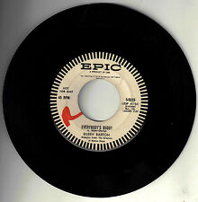"EILEEN BARTON!! - ""EVERYBODY'S BUDDY"" B/W ""GOODNIGHT, MY LOVE"" EPIC PROMO 45 VG!"
