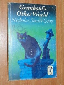 Grimbold's Other World Gray, Nicholas Stuart 1978 Paperback Good Condition