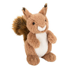 John Lewis Buster the Boxer Sid the Squirrel Plush Soft Toy