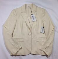 NWT Women's Reba Ivory Printed Blazer Jacket-Size 10 Retail $185